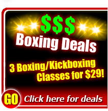 Boxing Kickboxing Deals Deals